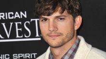 Ashton Kutcher wird in einen Rollerunfall verwickelt
