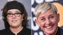 Rosie O'Donnell weighs in on Ellen DeGeneres controversy: 'You can't fake your essence'
