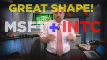 Cramer Remix: Microsoft and Intel could rule the world ag...