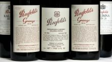 Bottle of historic Aussie red sells for $41,000