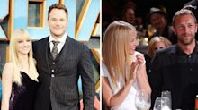 The celebrity couples who remained friends after divorce