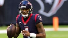 """Texans don't want Deshaun Watson doing """"something he's not ready to do"""" in practice"""