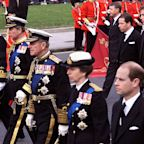 The last royal funeral: Pictures show how different Prince Philip's ceremony will be