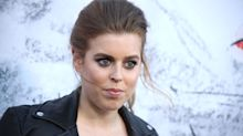 Princess Beatrice just channelled one of the biggest festival beauty trends