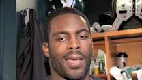 Eagles' Michael Vick speaks for the first time since concussion
