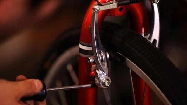 How to Do Bike Brake Adjustments, Part 2
