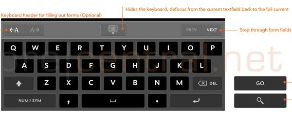 webOS tablet interface leak suggests new gesture controls, same old good looks