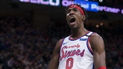 Report: Injured Philadelphia 76ers guard Josh Richardson expected to miss 2-3 weeks