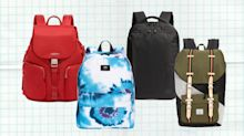 These back-to-school backpacks are on sale right now at Nordstrom  — and they're still in stock