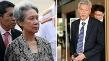 Ho Ching refutes Lee Hsien Yang's claim that she 'helped herself' to Lee Kuan Yew's papers