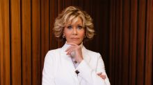 Jane Fonda dishes on the best kiss she's ever had: 'I never had a kiss like that ever since'