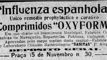 A história da Grippina e dos remédios 'milagrosos' contra gripe espanhola