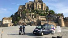 Touristen müssen Mont-Saint-Michel nach Drohung verlassen