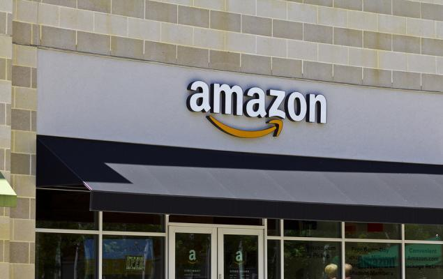 News post image: Amazon (AMZN) Temporarily Halts Non-Essential Sales in India