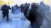 Indignación por aumento de suicidios entre policía francesa