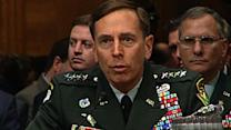 General Petraeus testifies on Capitol Hill