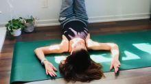 Cinco posturas fáciles de yoga para aliviar la ansiedad