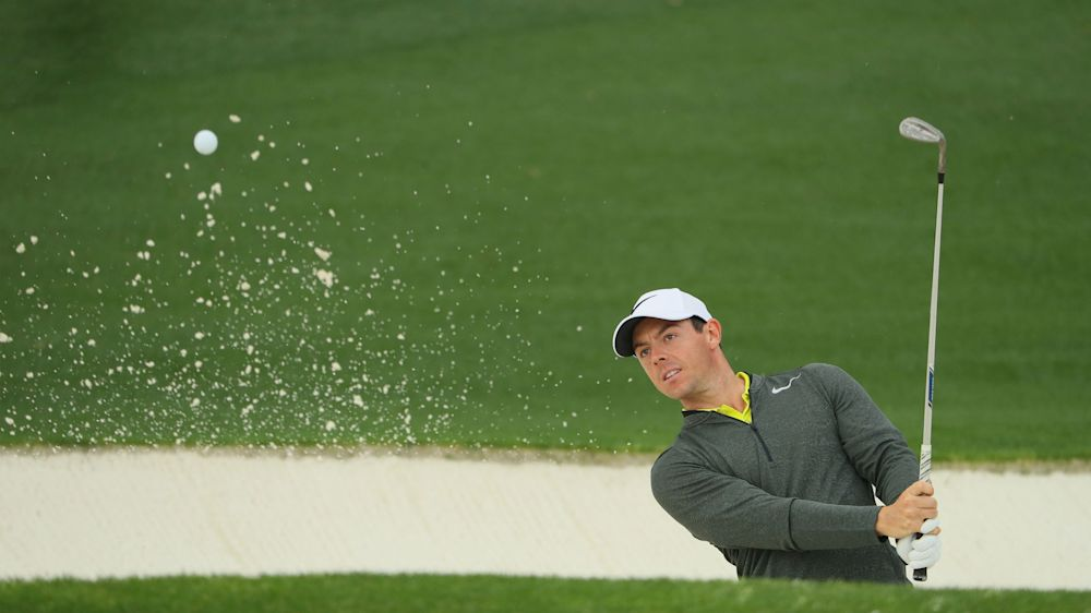 Updated Masters odds: Charley Hoffman moves up, but Rory McIlroy is favorite entering Round 2