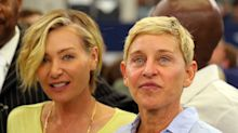 Ellen DeGeneres responds to criticism over sitting with 'friend' George W. Bush at football match