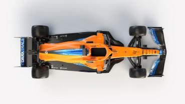 "McLaren:儘管有所侷限但MCL35M仍具""新鮮想法"""