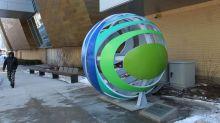Johnson Controls globe sculpture at Fiserv Forum will turn green when Bucks win