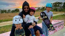 Pedro Scooby fala sobre reencontro com os filhos em Portugal