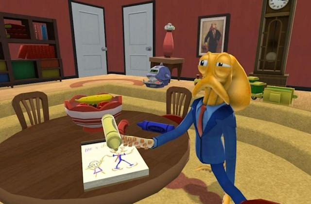 'Octodad: Dadliest Catch' hits the Nintendo Switch November 9th