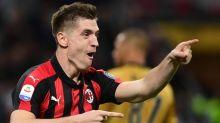 Tak Kunjung Cetak Gol, AC Milan Ancam Piatek