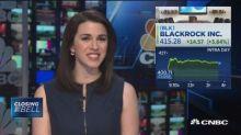 Investors ignore BlackRock's bottom line miss as shares s...