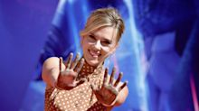Scarlett Johansson is the world's highest-paid actress with $56 million