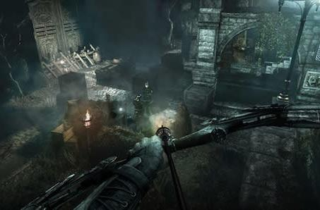 Thief's use of DualShock 4 features detailed