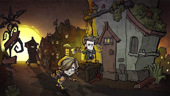 'Don't Starve: Newhome'