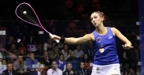 Squash - ChM (F) - Camille Serme se qualifie pour les demi-finales des Mondiaux