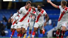 Southampton's Vestergaard snatches point after Chelsea's defensive disaster