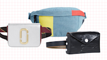 If You Haven't Come to Terms With the Fanny Pack Trend Yet, It's Time