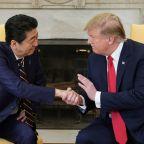Trump to get royal treatment on Japan emperor visit