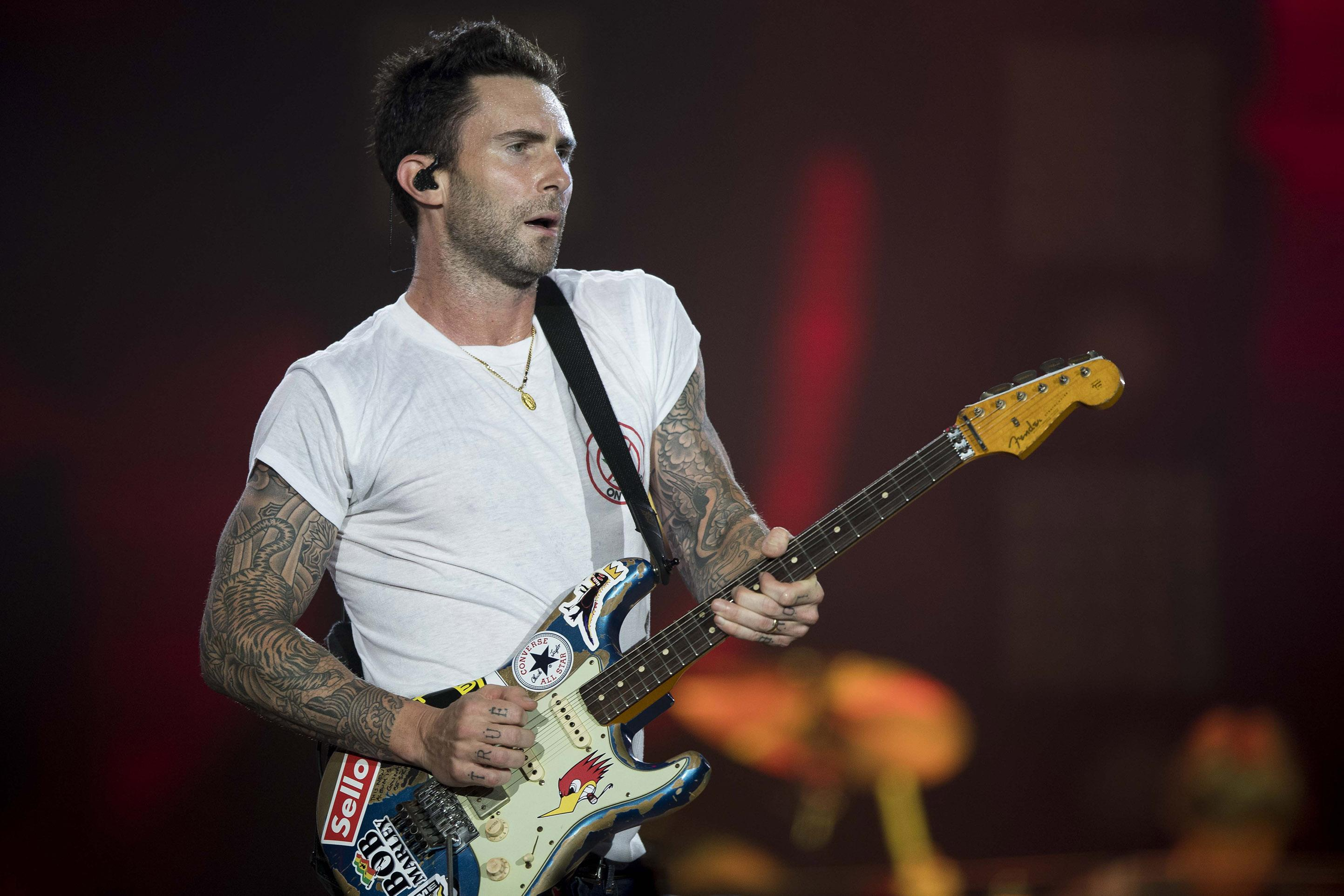 Maroon 5 and P!nk join environmental campaign BYOBottled