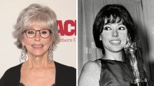 Rita Moreno Returns To 'West Side Story': EGOT Winner To Play The Role Of Valentina In Steven Spielberg's Remake