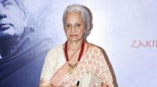 Shouldn't Be Allowed to Take a Life: Waheeda on Hyd Encounter