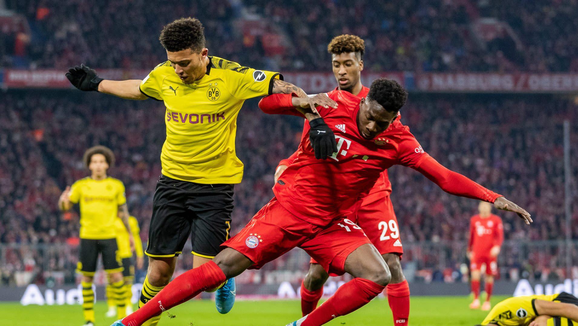 Report: Bundesliga to get Wednesday 'green light' for quick return