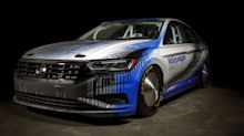 This Is What a 200-MPH Volkswagen Jetta Looks Like