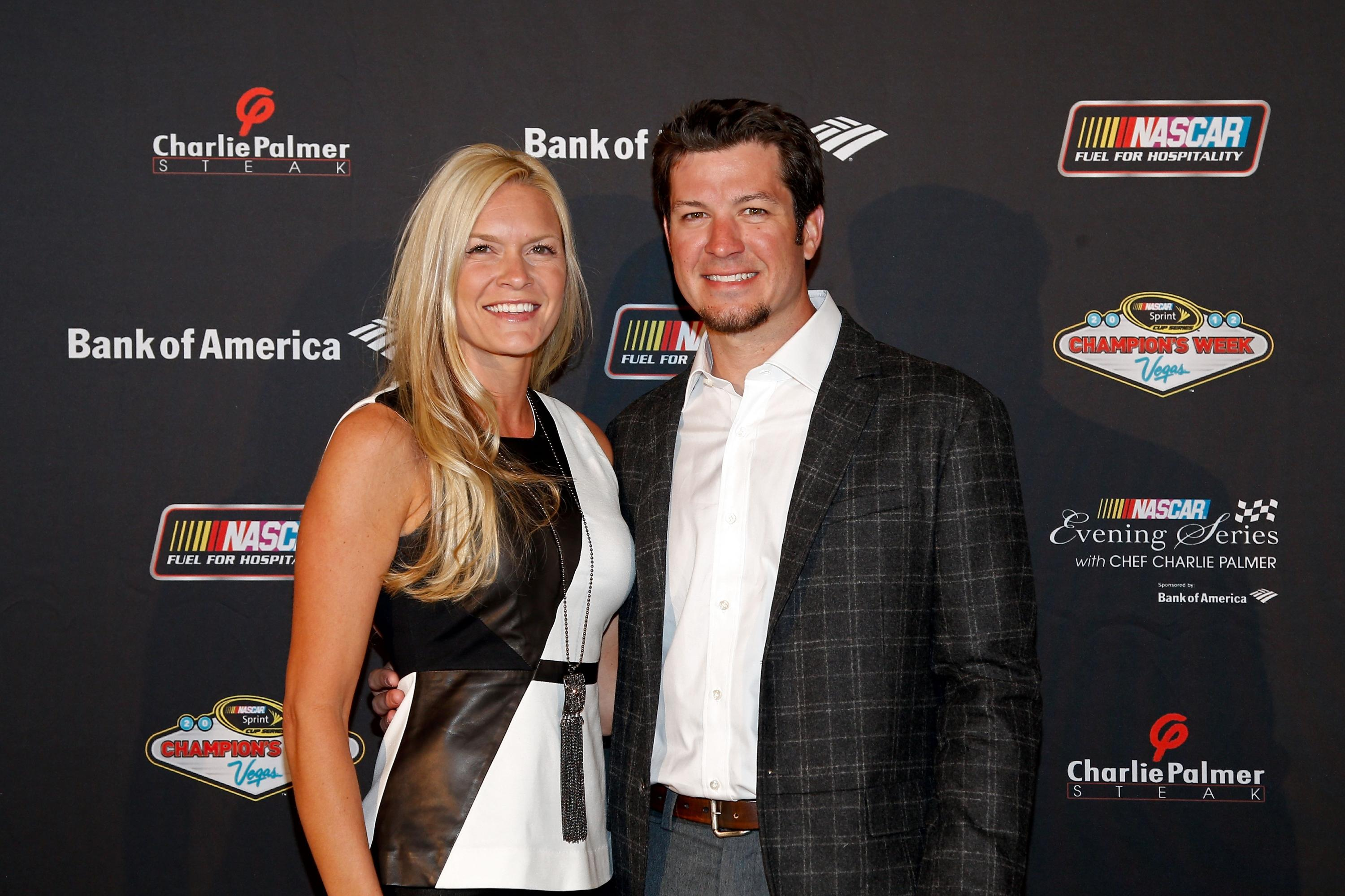 Sherry Pollex Girlfriend Of Martin Truex Jr Diagnosed With Ovarian Cancer