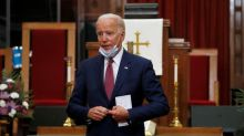 As racial tensions turn violent, a careful balancing act for Biden