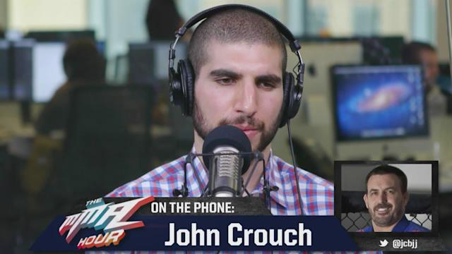 The MMA Hour - Episode 176 - John Crouch