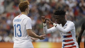 Kreis' first U-23 roster includes Sargent, Weah
