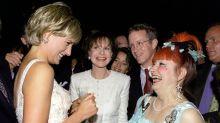 Princess Diana was 'very, very shy' reveals designer Dame Zandra Rhodes