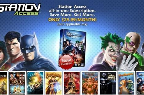 Sony Online Entertainment dropping the price for Station Access