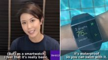 WATCH: Adlina Adil from 'Lion Moms 2' reviews the Fitbit Ionic