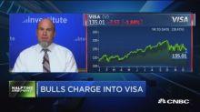 Bulls charge into Visa & Target