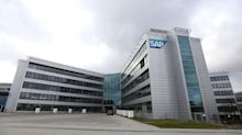 SAP Shares Gain as First-Quarter Profits Top Estimates